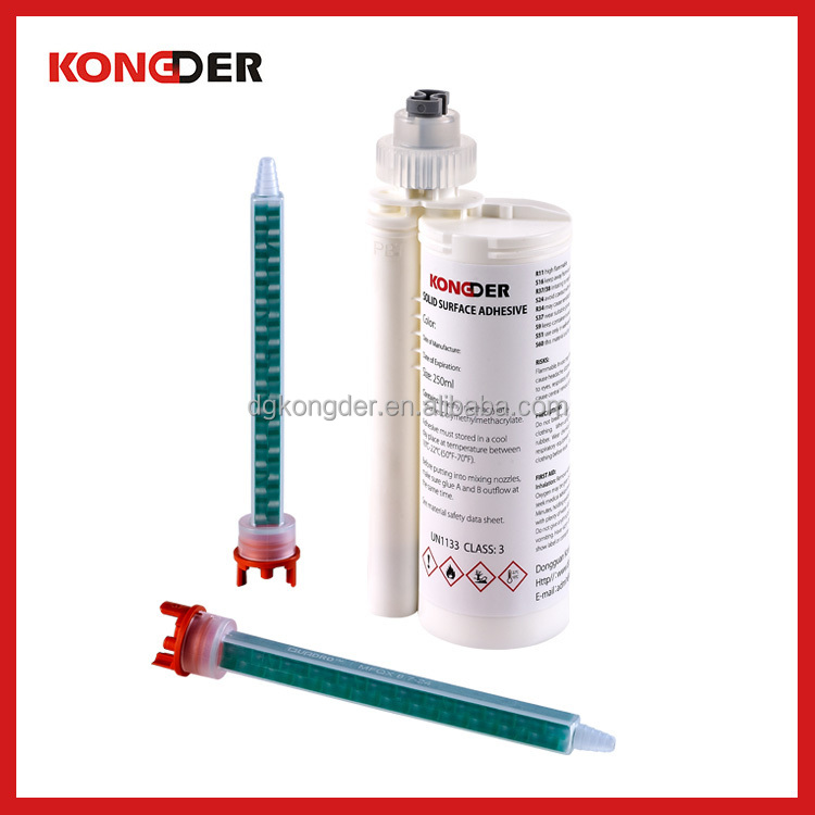 Latest Aluminum Hydroxide adhesive for kitchen for Composite board