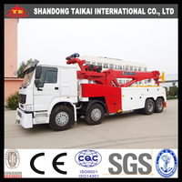 TAG5312TQZZ06 Heavy Duty Rotator Towing Wrecker