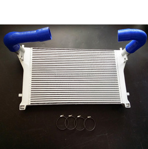 Charge air cooler for VW Golf 7 MK7 EA888 for Audi S3 upgrade intercooler kit
