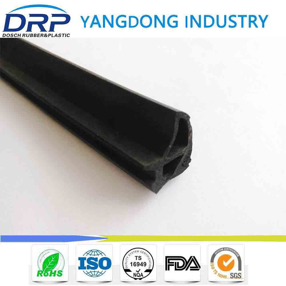 Epdm window seal strip extruded insulation garage door rubber