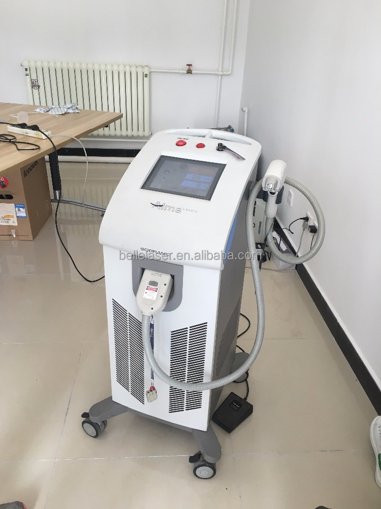 Germany soprano laser hair removal machine emax laser