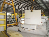 Pure White Marble Slab Polished, crystal white marble tiles, marble stone
