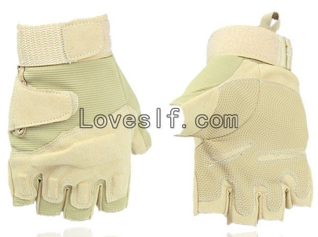 loveslf cheap black combat tactical gloves