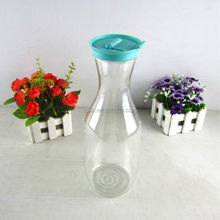 Eco-friendly Plastic 1000ml Carafe for Beverage BPA Free