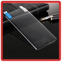 New arrival 3D Curved Full Cover Soft Film cell phone PET screen protector For Samsung galaxy note 7