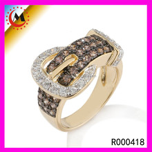 WHOLESALE FASHON RING LOTS CZECH CRYSTAL DIAMOND RING STONE RING DESIGNS FOR MEN