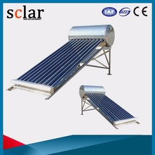 Eco-friendly intelligent evacuated tube solar collector with best price