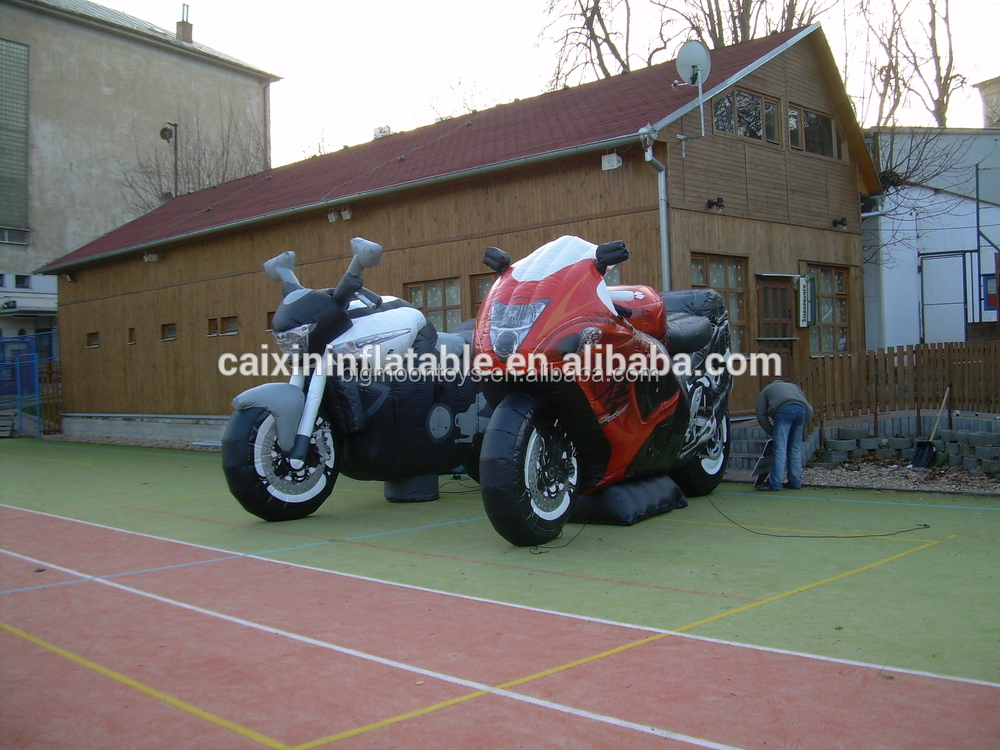 high Quality Inflatable Model Inflatable Motorcycle/Motorbike/Autocycle