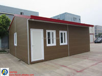 Low Cost Container House Used Sea Container House in South Africa