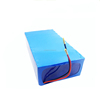 Super power Customized lifepo4 36v 20ah battery with charger for golf cart electric car