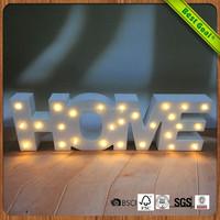 3d design unfinished wooden alphabets for home decoration