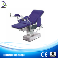 Muti-functions Hydraulic Gynecology Obsteric Delivery Beds