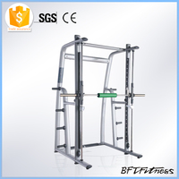 my gym fitness equipment smith machine/smith machine gym machine/curves fitness equipment for sale