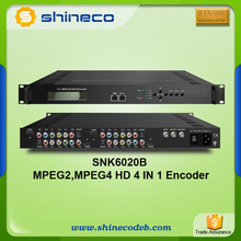 encoder sd/hd input asi output/hdmi encoder h.264 to ethernet