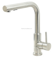 CS-102 Stainless steel economic pull down kitchen faucet