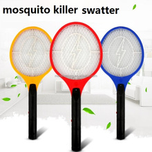 Mosquito Killer Handheld Fly Swatter Electric Pest Reject Mosquito Repellent Insect Killer Anti Mosquito Zap Bug