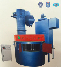 steel shot blasting machine