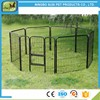 Heavy Duty Pet Playpen Dog Kennel Pen Exercise Cage Fence 8 Panel 32X32 In