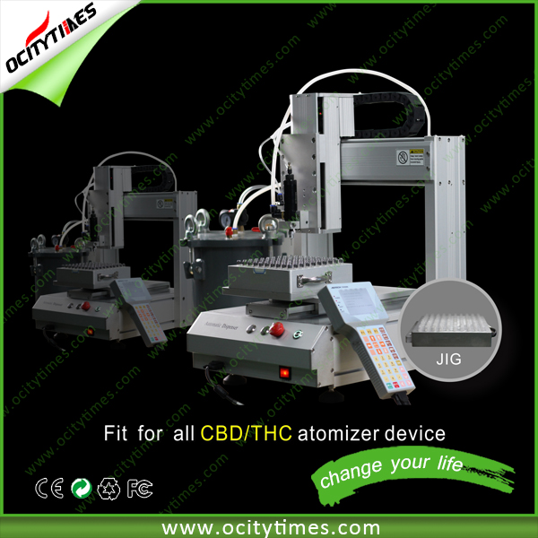 2015 hot selling wholesale automatic electronic cigarette oil filling machine for cbd ecigs oil