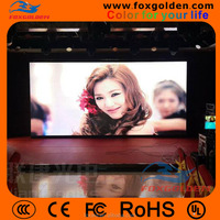 New innovative morden design SMD P6 full color led display video screen
