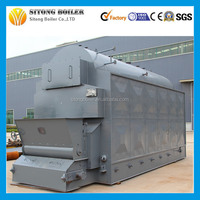 Generate Electricity Fuel Wood Fired Power Plant Boiler