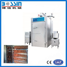 Industrial chicken smokehouse oven /smokehouse oven for making smoked fish,chicken,meat,sausage,pork,salami,food