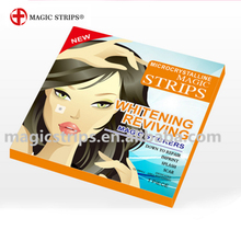 High Quality Magic Strip Female Skin Care Daily Revitalizing Face Bright White Facial Mask