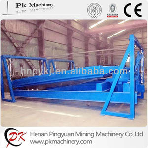 Industry agriculture rotary soil sieve,high efficiency wheat flour sifter,horizontal vibrating screen