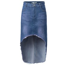 C87060A pretty lady jean skirtswomen fashion denim skirt
