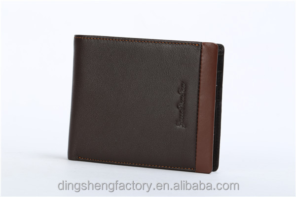 Excellent fashion leather Travel Smart Rfid Blocking Passport Wallet with professional manufacturer with top quality