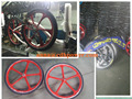 Magnesium alloy bicycle wheel/high quality bicycle wheel/wheels
