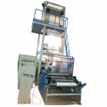 polythene film blowing machine