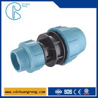 Low cost pp reducer pp pipes and fittings