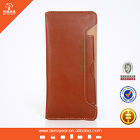 new design cow leather phone case for iphone 6 case