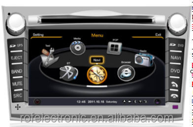 Radio DVD 2DIN Digtal touch screen car dvd navigation for Subaru Legacy/outback 2011