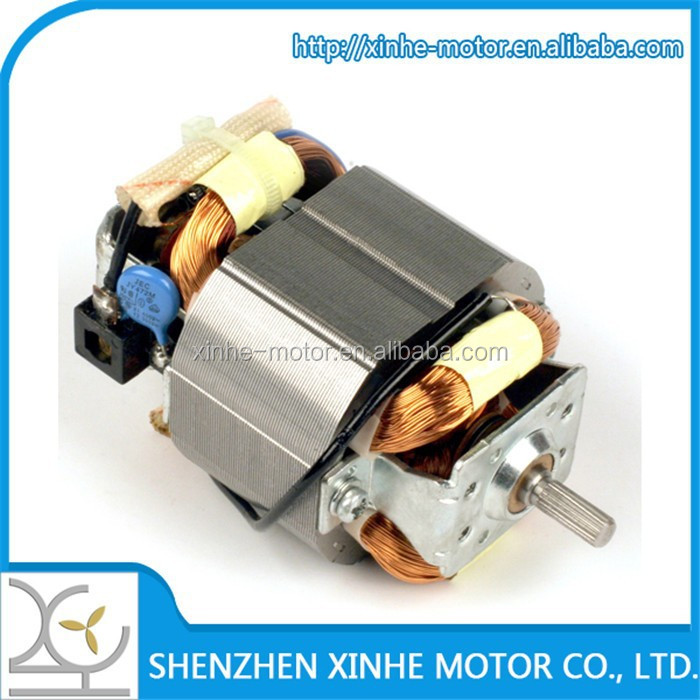 XH-5430 110v totally enclosed universal electric motors 350W,400W,500W for meat grinder motor