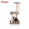Leopard print Luxurious sisal cat products cat scratcher post ,cat tree,pet products