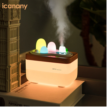 Unique Design Mini Air Humidifier Cool Mist Ultrasonic Humidifier For Desktop Room and Office