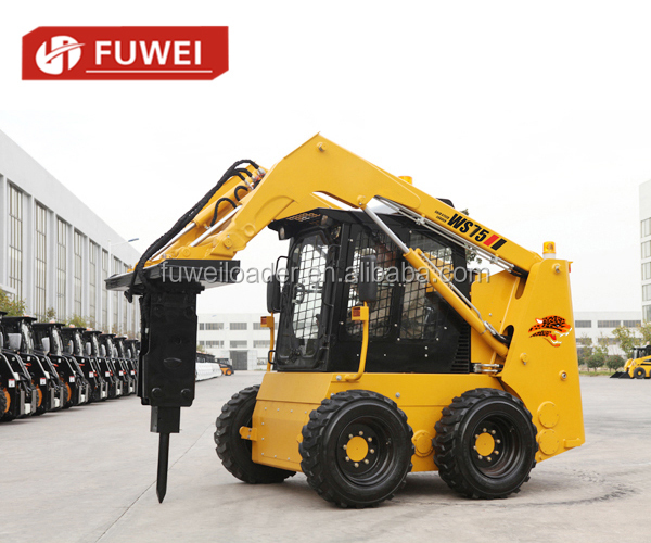 China bob cat loader, Forway skid steer loader for sale