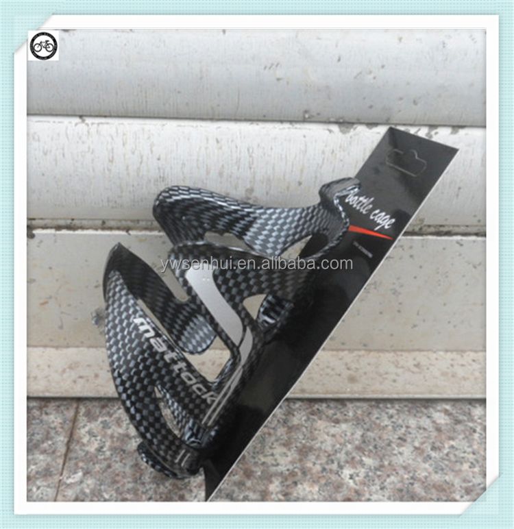 The new fashion of carbon fiber bike water bottle cage