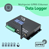 Multipoint GPRS Ethernet Data Logger Gsm Sms Water Pump Controller