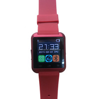 WT-60 2.0M Camera Wifi GPS Android 4.0.4 GSM Smart Watch phone z1 smart android 2.2 watch phone waterproof smartwatch