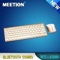 Colorful bluetooth keyboard mouse for tablet