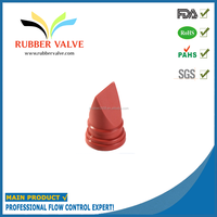 Rubber duckbill mini check valve chainsaw valve