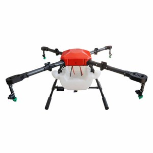 Newest Design UAV 10L Capacity Agriculture Spraying Drone 10kg