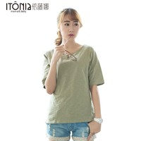 China manufacture wholesale cotton maternity clothes pregnant women