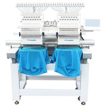 Fuwei The Best Commerical 3D Cap embroidery machine with Cheap Price