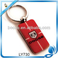 metal car keychain DODGE