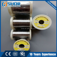 High temperature resistance e cigarette coiled nichrome wire