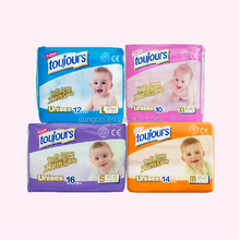 Toujours baby diapers manufacturers factory in china
